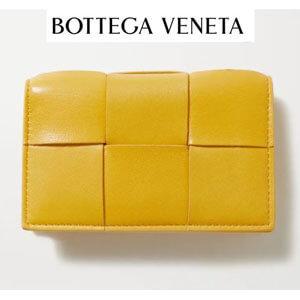 ★関税負担★BOTTEGA VENETA★ボッテガIntrecciato leather cardholderコピー