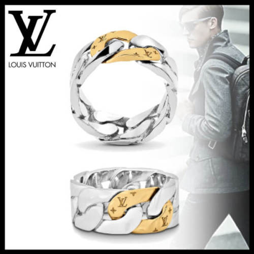 ルイヴィトン リング コピー チェーンリング Louis Vuittonメンズ リング M69466