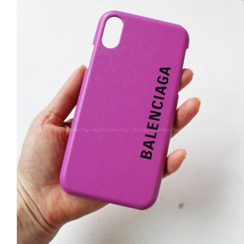 BALENCIAGA バレンシアガ スマホケース 偽物 ロゴiPhoneX/XS用ケース iphoneX XS