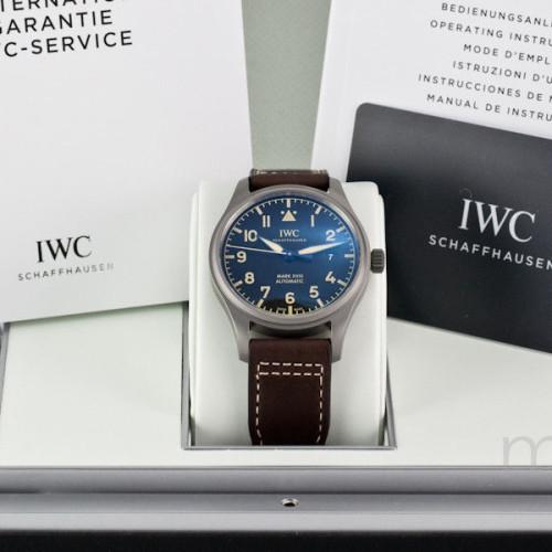 IWC パイロットウォッチ マーク18 ヘリテージ IW327006 スーパーコピー