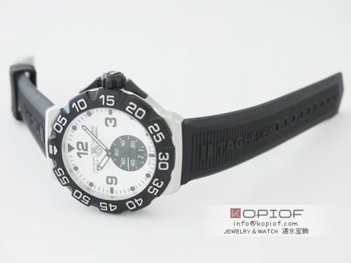 タグホイヤー フォーミュラー1 スーパーコピーWAH1011.BT0717 グランドデイト ホワイト