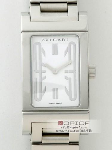 ブルガリ レッタンゴロ スーパーコピーRT39WSS ホワイト