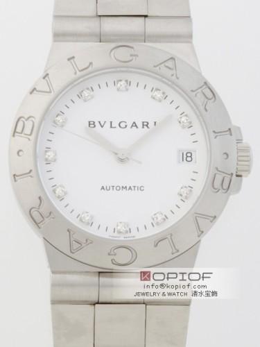 ブルガリ ディアゴノ スーパーコピーLCV35WSSD/11 スポーツ ホワイト