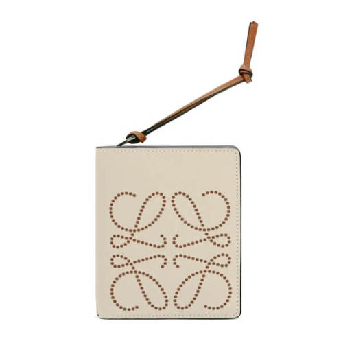 【人気で入手困難3色】LOEWE ロエベ 偽物 財布 ミニモノグラムコンパクトウォレット 103.54.Z41
