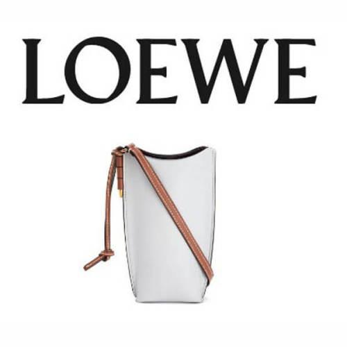 ロエベ ゲートポケット コピー LOEWE Gate Pocket ( Kaolin/Sage ) 109.30BZ42