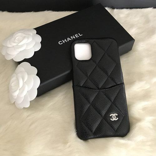 シャネル iphoneケース コピー CHANEL★待望の20SS新作♪iPhone 11 case カラバリ有 すぐ届く