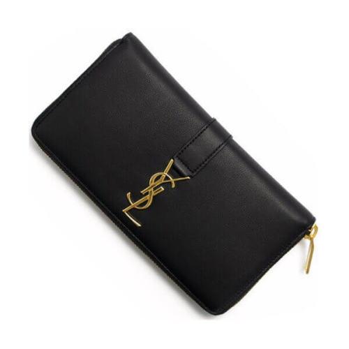 サンローラン 財布コピー 長財布 414570 1000 BJ50J 収納も沢山いただけてとっても使いやすいモデルになっております