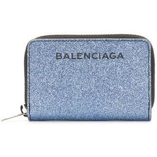 バレンシアガ コインケース 小銭入れ glitter logo purse スーパーコピー