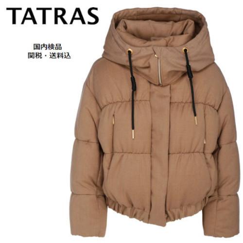 TATRAS(タトラス)TATRAS SUMATRA コピーダウンジャケット