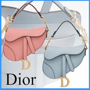 "Dior(ディオール ミニバッグ コピー)★カーフスキン ""SADDLE"" M0447CWVG_M46P"