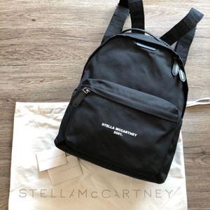 ステラマッカートニー バックパック コピー ロゴ Go STELLA McCARTNEY Stella Logo backpack 570174 W8499