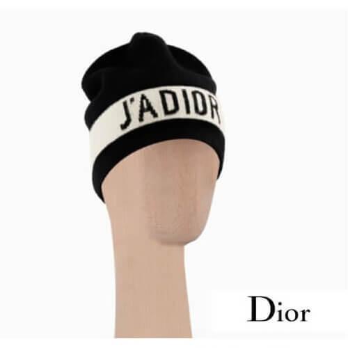 2019新作人気 Christian Dior ディオール キャップスーパーコピー カシミヤニット帽
