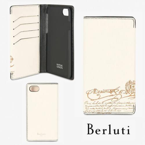 ベルルッティ スマホケース コピーBerluti iPhone8ケース ヴェネツィアスクリットカーフスキン