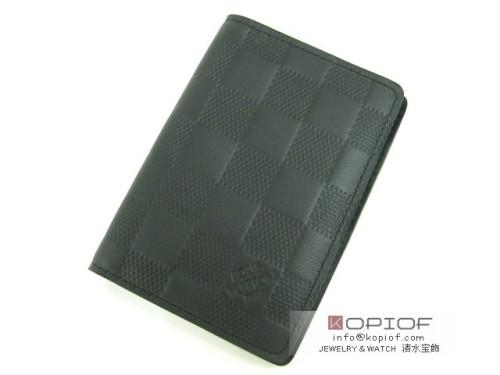 ルイヴィトン モノグラムアンプラント財布スーパーコピーオーガナイザー・ドゥ ポッシュ ONYX N63012