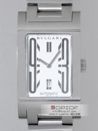 ブルガリ レッタンゴロ スーパーコピーRT45WSSD ホワイト
