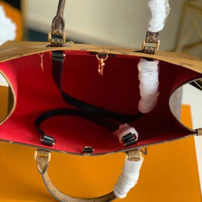 ルイヴィトン ショルダーバッグ コピー ジャイアント オンザゴーMM モノグラム M45039