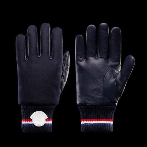 Moncler★2021AW★ロゴワッペン&トリコロール手袋偽物★