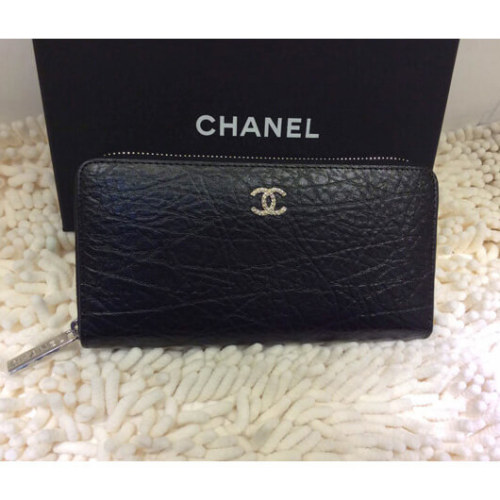 春夏新作Chanel シャネルスーパーコピー財布 ラムスキン A92669