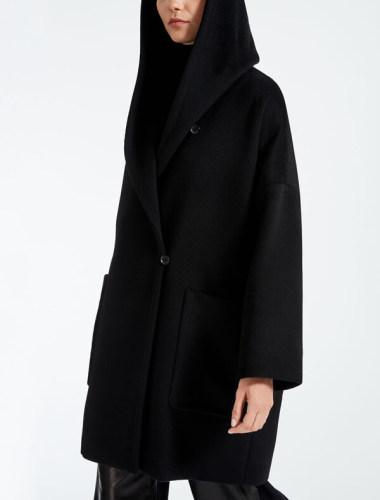 MAX MARA LIRICHE ウール&カシミヤの日本未発売 可愛いコート マックスマーラ コピー