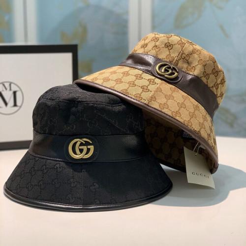 グッチ キャップ 偽物 Gucci GGキャンバス フェドラ バゲットハット 576587 4HG53 1060