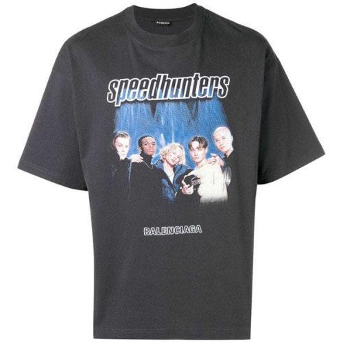 バレンシアガ Tシャツ コピー BALENCIAGA スピードハンター 偽物 Speed Hunters