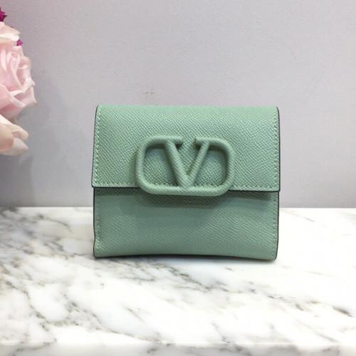 ヴァレンティノ コピー 財布 VSLING★Vスリング レザースモール ウォレット