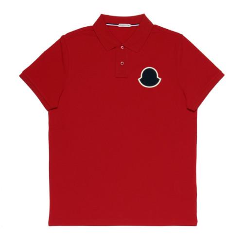 モンクレール MONCLER ポロシャツ メンズ 8322000 84556 448 半袖ポロシャツ RED レッド