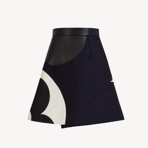 21CR Louis Vuitton 偽物ゲームオン Aラインミニラップスカート 1A8LSL