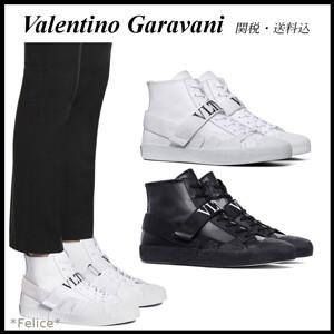 *VALENTINO*VLTN ヴァレンティノ ハイカット スニーカー コピー