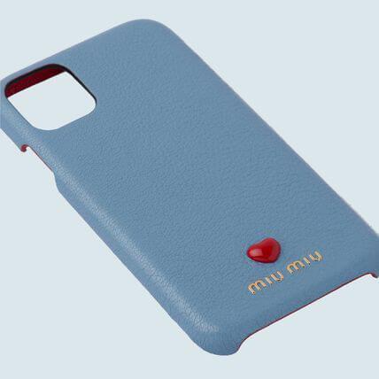 miu miu スーパーコピー★ iPhone11/Pro/MAX ケース 3色 (525588761)