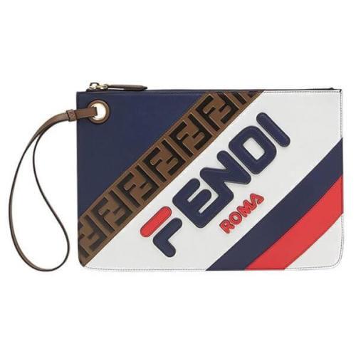 フェンディ クラッチバッグ コピー マニア フラット 8BS021 A5S1 F15HK