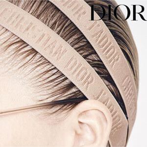 ディオール ヘッドバンド コピー Dior☆J'ADIOR HEADBAND / beige 92ETD993I135_C100
