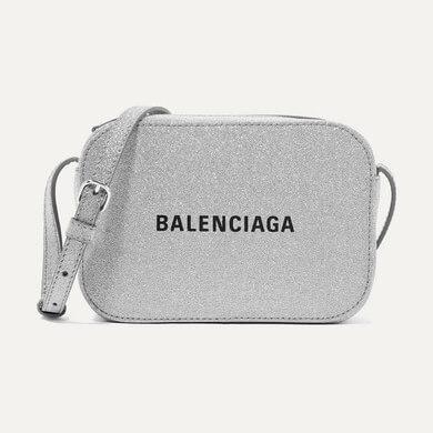バレンシアガ ショルダーバッグ コピー エブリデイ カメラバッグ XS グレー BAL GREY(1165)
