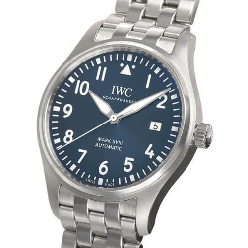 IWC パイロットウォッチ マーク18 プティプランス IW327014
