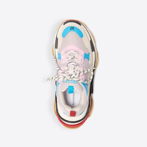 ファッショントレンド时尚潮流 Balenciaga バレンシアガ スーパーコピーNEW Triple S トリプルS スニーカー536737W2FA2201