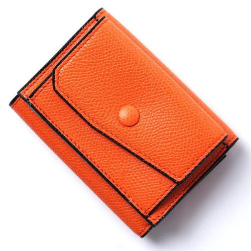 ヴァレクストラ スーパーコピーValextra 三つ折り 財布 v8l26-28-ar