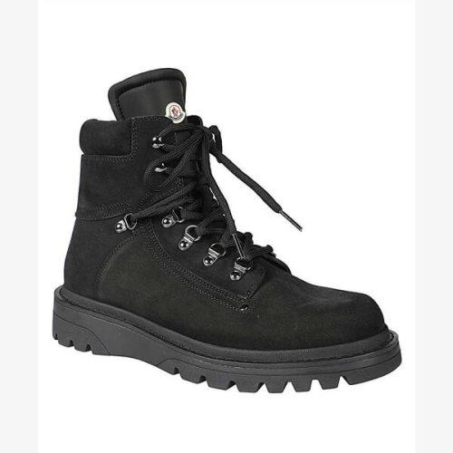 Moncler コピーアンクルブーツ 10100.00 01AMR EDIGE Shoes - ブラック