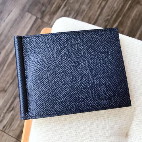 エルメスコピー ポーカー財布マネークリップ付き2つ折りカードケース