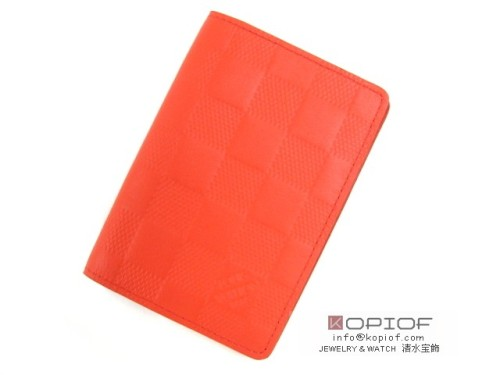 ルイヴィトン モノグラムアンプラント財布スーパーコピーオーガナイザー・ドゥ ポッシュ FUSINO N63013