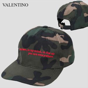 【Valentino ヴァレンティノ キャップ コピー】VIPセール【カモフラージュキャップ】2020春夏 TY2HDA10 XYH