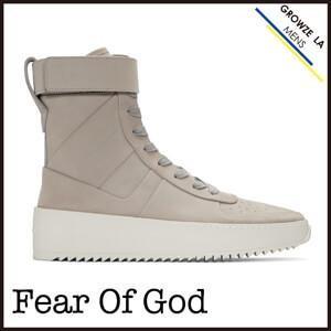 ★【FEAR OF GOD】偽物入手困難!!ラスト2足!! ミリタリースニーカー