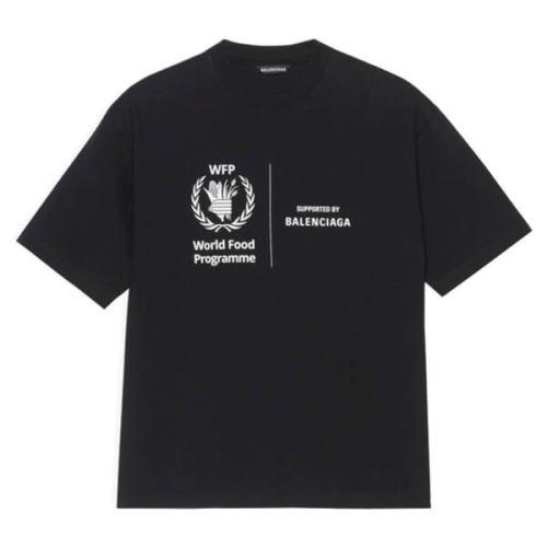 バレンシアガ tシャツ 偽物 BALENCIAGA WFP Tシャツ ミディアム/NewArrival