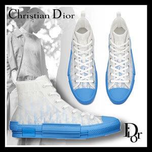 【20SS新作☆海外直送】Dior☆DIO OBLIQUEB23スーパーコピーハイスニーカー 3SH118YUN_H560