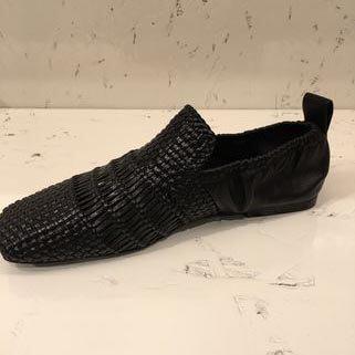 最旬セリーヌ靴コピー キッドスキン・ラムスキン大人の本物志向 女度アップ 一目惚れ フラット ブラック
