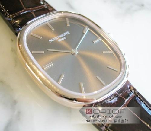 パテックフィリップ ゴールデンイリプス スーパーコピーゴールデン イリプス 3738/100R-001