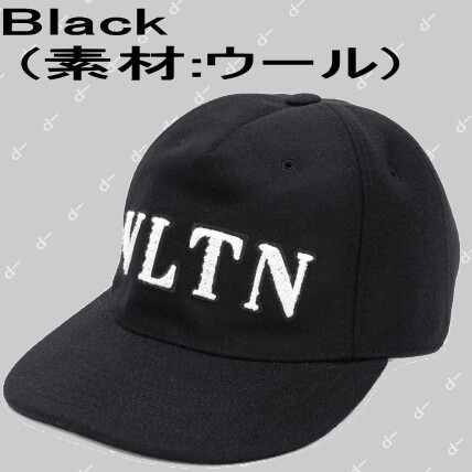 VALENTINO VLTN ヴァレンティノ キャップ 偽物 ロゴ ベースボール Cap