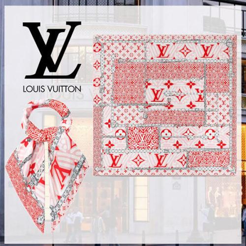 【大人気★】LouisVuitton×LV偽物クラフティ スカーフ M76491