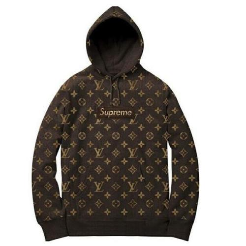 シュプリーム ヴィトン パーカー 偽物 Vuitton supreme ボックス ロゴ パーカー