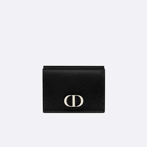 【Dior】30 MONTAIGNE コンパクトウォレット偽物 S2084OWBH M900