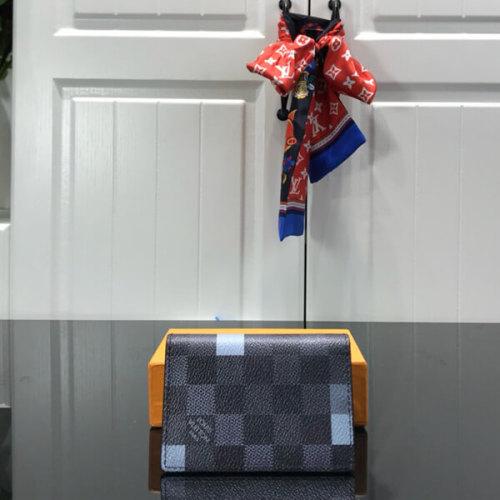 ルイ ヴィトン オーガナイザー ドゥ ポッシュ ダミエ N60159 カードケース